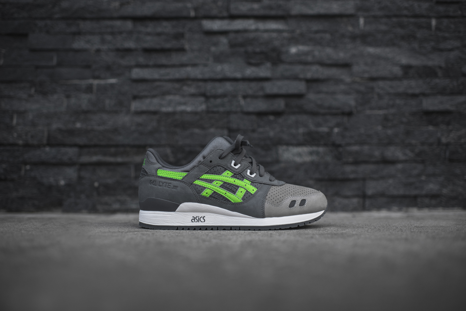 gel lyte 3 super green